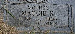 Maggie Katherine <i>Thomas</i> McDonald