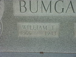 William Thomas Bumgarner