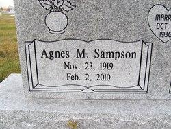 Agnes M. <i>Sampson Tschirgi</i> Hanson