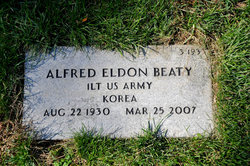 Alfred Eldon Beaty