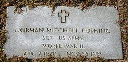 Norman M. Rushing