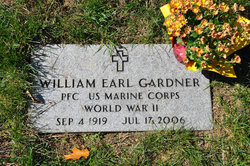 PFC William Earl Gardner