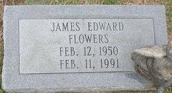 James Edward Flowers