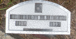 Mildred <i>Brantley</i> Bailey
