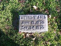 Edward W Auld