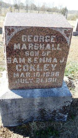 George Marshall Cokley