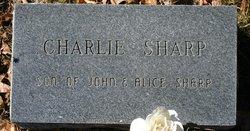 Charlie Sharp