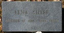 Lena Sharp