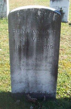 Benjamin Franklin Shively