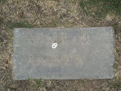 Andrew Jackson Andy Adair