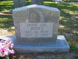 Annie Lee Jones