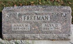 Alva D. Freeman