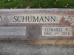 Edward P Schumann