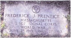 Frederick James Freddie Prentice, Jr