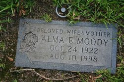 Alma Estelle <i>Key</i> Moody