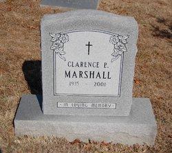 Clarence P Marshall