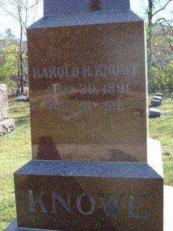Harold R. Knowe