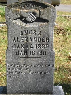 Amos Solomon Alexander