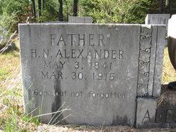 Henry Nelson Alexander