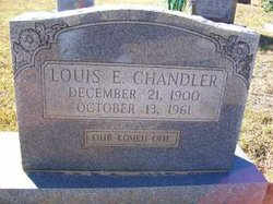 Louis Edward Chandler