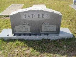 Louise R Hatcher