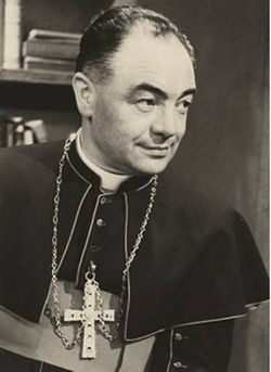 Bishop Wilhelmus Marinus Bekkers