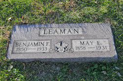 May Elizabeth <i>Campbell</i> Leaman
