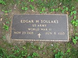 Edgar H Sollars