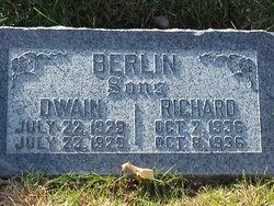 Arnold Dwain Berlin