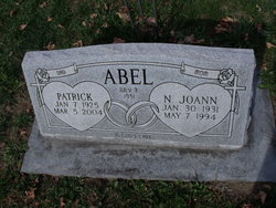 Norma JoAnn <i>Keen</i> Abel