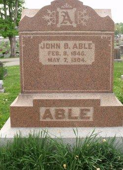 John Bateman Able