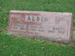 Mae <i>Thompson</i> Albin