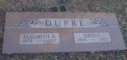 Elizabeth B Dupre