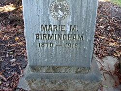 Marie Magretha Maggie <i>Wickman</i> Birmingham