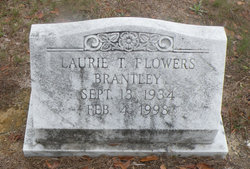 Laurie T. <i>Flowers</i> Brantley
