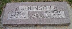 Alma Lucius Johnson