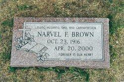 Narvel F. Brown