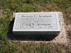 Bernice L <i>Mason</i> Aronson
