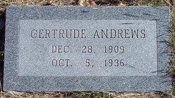 Gertrude Andrews