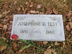 Josephine <i>Denges</i> Test