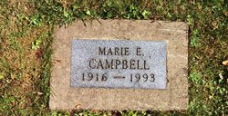 Marie E. Campbell