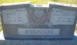 Leluia <i>Willmuth</i> Robinson