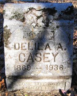 Delila Affeline <i>Webb</i> Casey