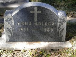 Anna <i>Drobnick</i> Adlock