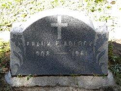 Frank E. Adlock