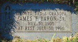 James F. Baron, Sr