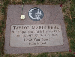 Taylor Marie Behl
