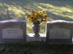 Gladys Evelyn <i>Varnado</i> Allen