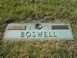 Albert Wesley Boswell, Sr