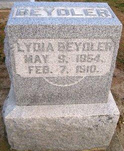 Lydia Beydler